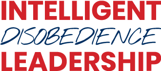 Intelligent Disobedience Leadership Logo